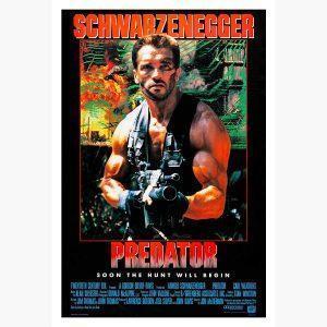 Κινηματογραφικές Αφίσες - Predator