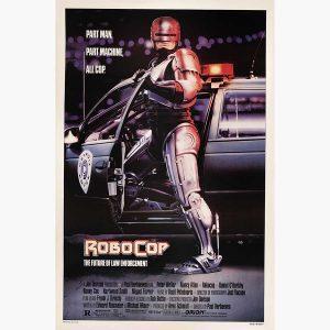 Κινηματογραφικές Αφίσες - Robocop