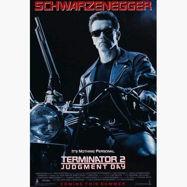Κινηματογραφικές Αφίσες - Terminator 2, Judgement Day