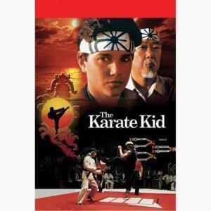 Κινηματογραφικές Αφίσες - The Karate Kid (Classic)