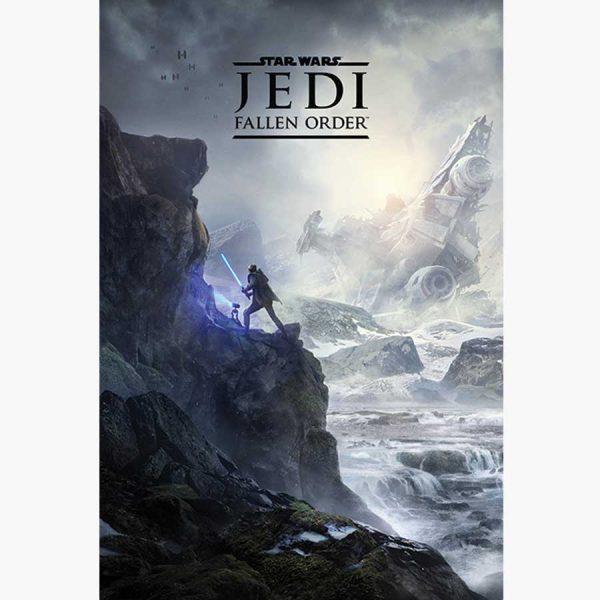 Κινηματογραφικές Αφίσες - Star Wars: Jedi Fallen Order (Landscape)