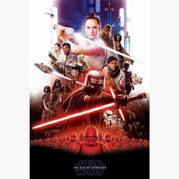Κινηματογραφικές Αφίσες - Star Wars, The Rise of Skywalker (Epic)