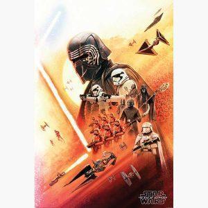 Κινηματογραφικές Αφίσες - Star Wars: The Rise of Skywalker (Kylo Ren)