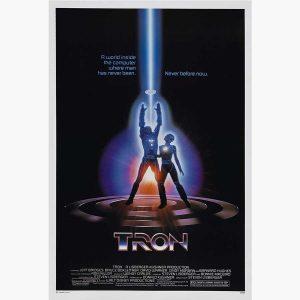 Κινηματογραφικές Αφίσες - Tron