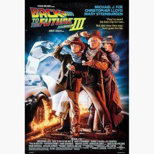 Κινηματογραφικές Αφίσες - Back to the Future 3