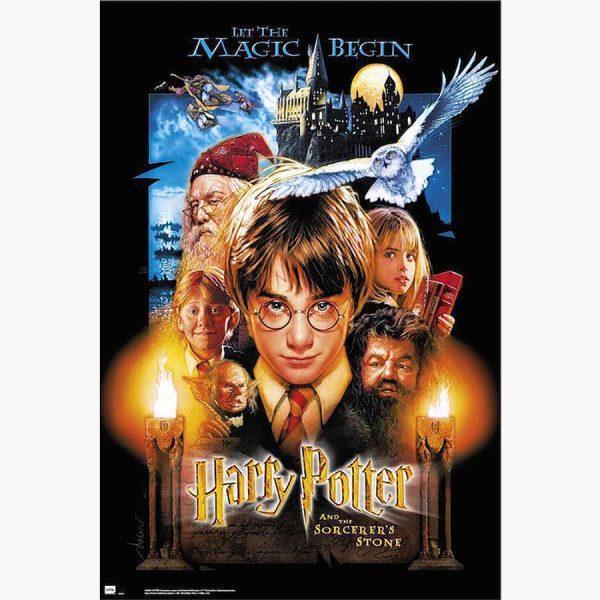 Κινηματογραφικές Αφίσες - Harry Potter and the Sorcerer's Stone