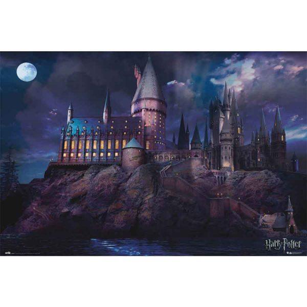 Κινηματογραφικές Αφίσες - Harry Potter (Hogwarts)