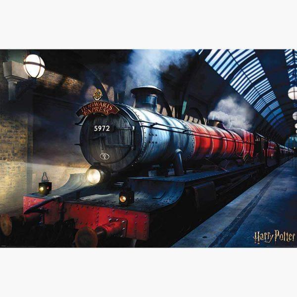 Κινηματογραφικές Αφίσες - Harry Potter (Hogwarts Express)