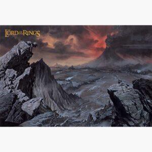 Κινηματογραφικές Αφίσες - Lord Of The Rings, Mount Doom