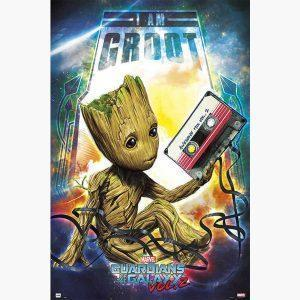 Κινηματογραφικές Αφίσες - Marvel, Guardians of the Galaxy 2, Grout