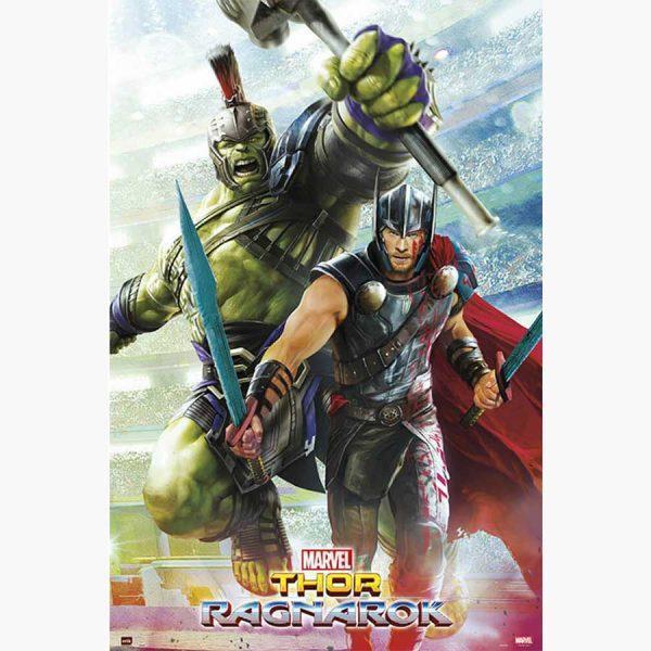 Κινηματογραφικές Αφίσες - Marvel, Thor Ragnarok