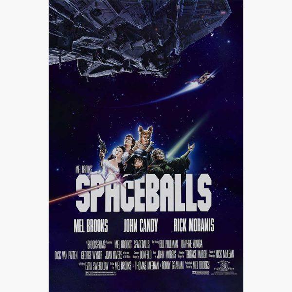 Κινηματογραφικές Αφίσες - Spaceballs