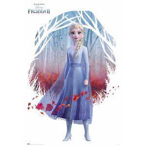 Κινηματογραφικές Αφίσες - Frozen 2, Elsa