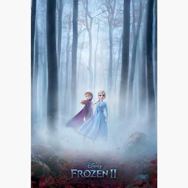Κινηματογραφικές Αφίσες - Frozen 2 (Woods)