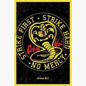 Τηλεοπτικές Σειρές - Cobra Kai (Emblem)