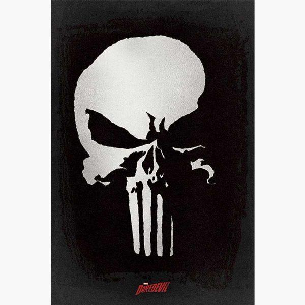 Αφίσες Τηλεοπτικές Σειρές - Daredevil TV Series (Punisher)