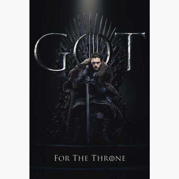 Τηλεοπτικές Σειρές - Game of Thrones, Jon For The Throne