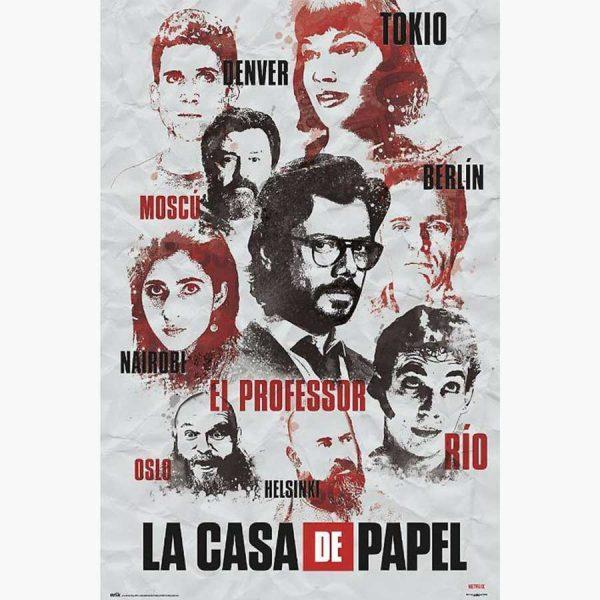Τηλεοπτικές Σειρές – La Casa De Papel