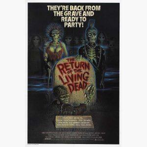 Κινηματογραφικές Αφίσες - The Return of the Living Dead