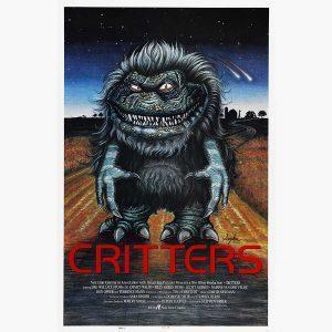 Κινηματογραφικές Αφίσες - Critters