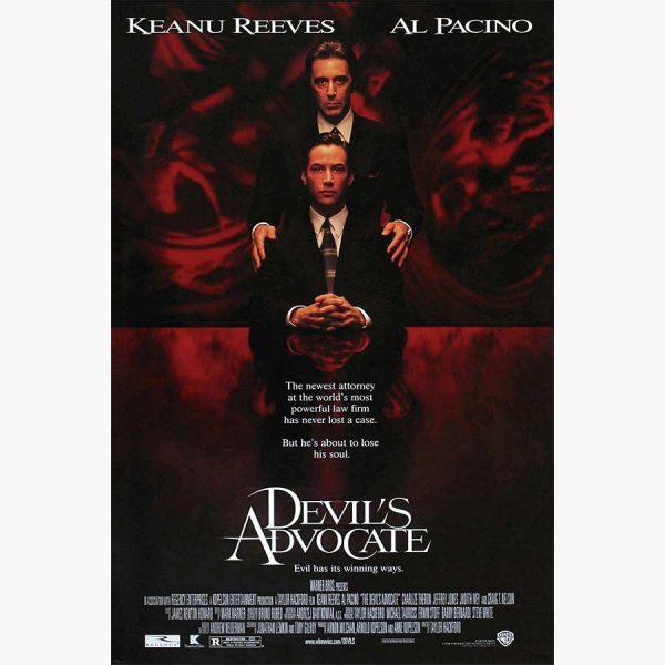 Κινηματογραφικές Αφίσες - Devils Advogate