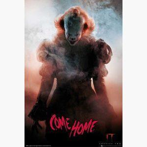 Κινηματογραφικές Αφίσες - IT Chapter 2, Come Home