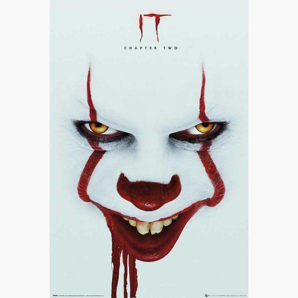 Κινηματογραφικές Αφίσες - IT Chapter 2 Face