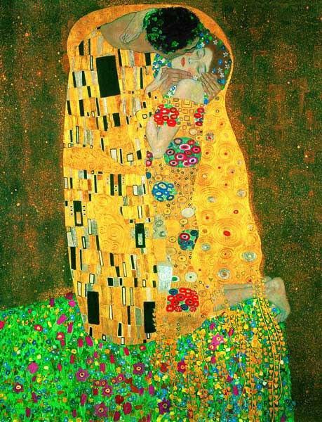 Αφίσα - Klimt The Kiss