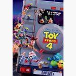 Παιδικές Αφίσες - Toy Story 4
