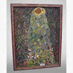 Πίνακας Σαγρέ - Gustav Klimt, Die Sonnenblume 1905