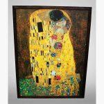Πίνακας Σαγρέ - Gustav Klimt, The Kiss