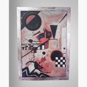 Πίνακας Σαγρέ - Wasilly Kandinsky, Accords opposes