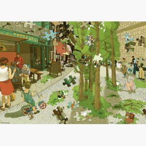 Puzzle - Puzzleworld Kozyndan