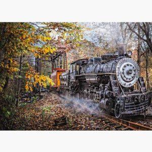 Puzzle - Raillway FascinationPuzzle - Raillway Fascination