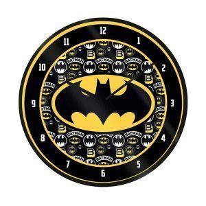 Ρολόι Τοίχου - Batman (Logo)