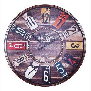 Ρολόι Τοίχου - Old Town Clocks