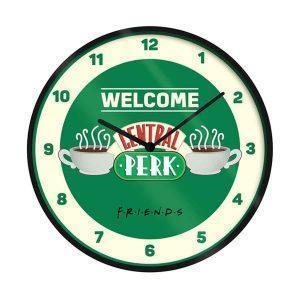 Ρολόι Τοίχου - Friends (Central Perk)