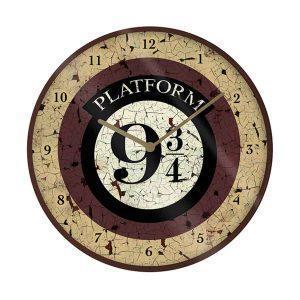 Ρολόι Τοίχου - Harry Potter (Platform 9 3/4)