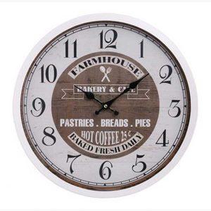 Ρολόι Τοίχου - Bakery