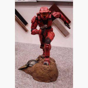 Συλλεκτική Φιγούρα - Halo 2, Red master chief Kotobukiya