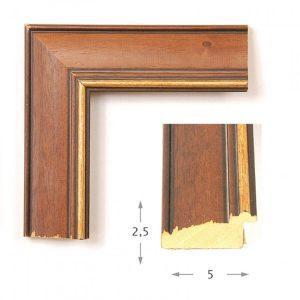 Ξύλινες Κορνίζες - Ξύλινη Κορνίζα 14081