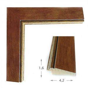 Ξύλινες Κορνίζες - Ξύλινη Κορνίζα 16008