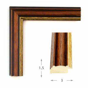 Ξύλινες Κορνίζες - Ξύλινη Κορνίζα 192004