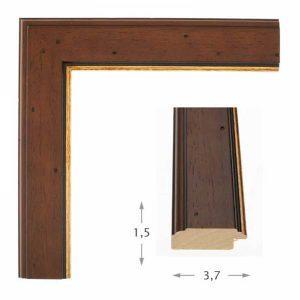 Ξύλινες Κορνίζες - Ξύλινη Κορνίζα 195MO4