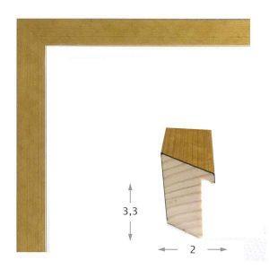 Ξύλινες Κορνίζες - Ξύλινη Κορνίζα 43581